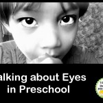 talking about eyes