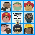 Community helpers title